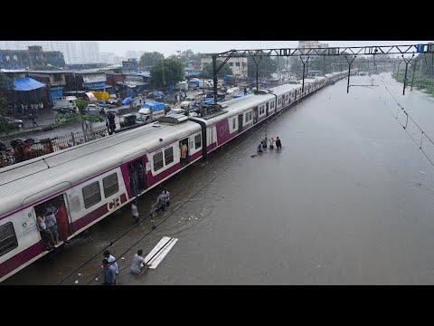 Heavy rains inundate