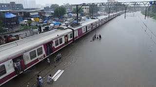 Heavy rains inundate Mumbai; average September rainfall exceeded in 4 days