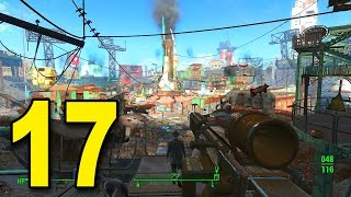 Fallout 4 - Part 17 - Diamond City! (Main Quest) (Let