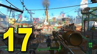 Fallout 4 - Part 17 - Diamond City! (Main Quest) (Let's Play / Walkthrough / Gameplay)