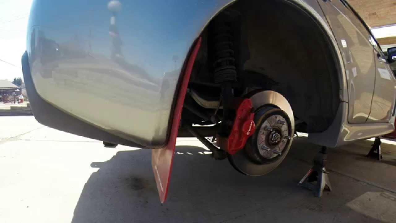Evo X Brake Job Ft And Rear Brembo Part 2 Update Vlog