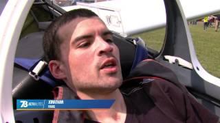 Un planeur pour personnes handicapées mis en service à Beynes