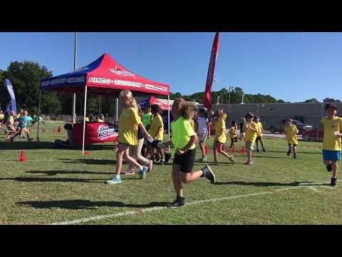 Gulf Shores Elementary School Fun Run