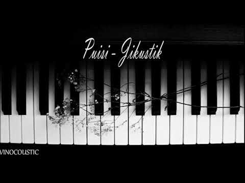 Puisi - Jikustik Piano instrumental