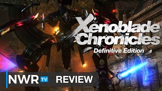 Xenoblade Chronicles Definitive Edition is Masterpiece! Switch Review (Video Game Video Review)