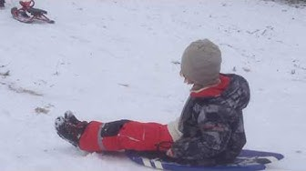 Snöbräda - Stiga snowrocket fishtail