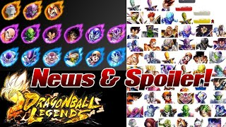 NEUE News & Spoiler zu Dragon Ball Legends! Frieza/Freezer HYPE? ;D Was sagt IHR zu all den Bildern?