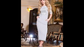 видео Модные платья на 8 марта 2013