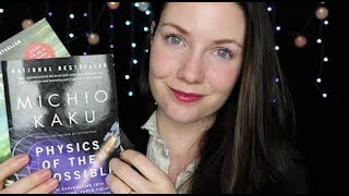 [ASMR] Relaxing Book Sounds & Close Ear to Ear Whispers