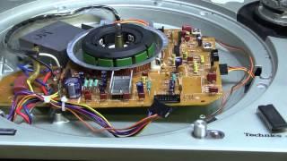 TWB #11 | Technics SL-1200M3D Turntable Repair Part 1 of 3