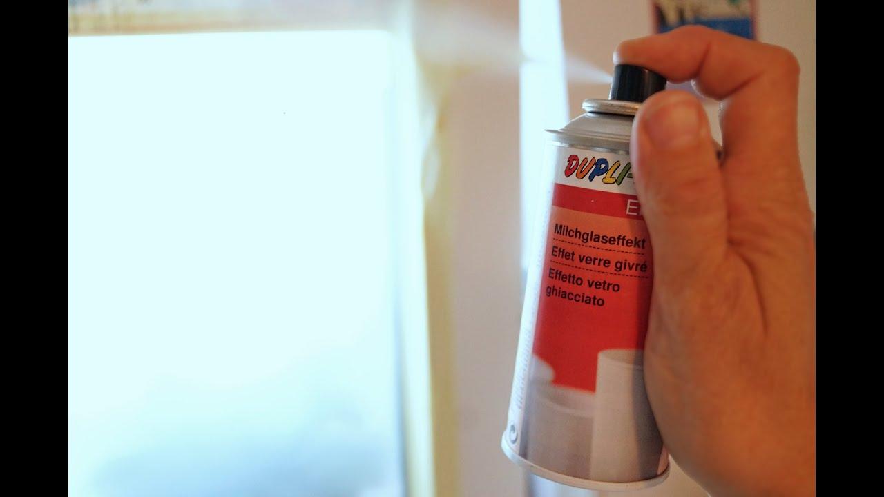 DUPLI COLOR Milchglaseffekt Effektiver Sichtschutz & edle Deko