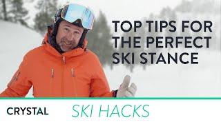 Ski Holidays - Top tips for the perfect ski stance   Crystal Ski Holidays