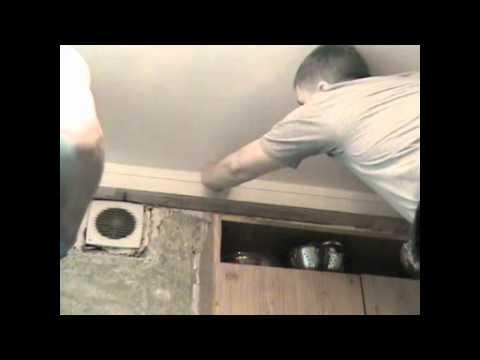 видео: Натяжные потолки своими руками. Часть 1/9