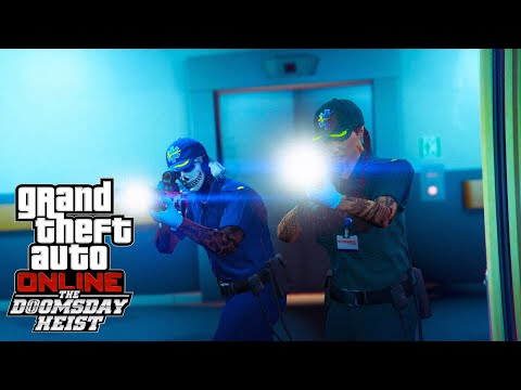 GTA Online Doomsday Heist DLC $80,000,000 Spending Spree! Buying New Weapons, Clothes & Face Paint