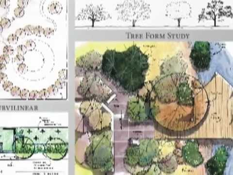 Landscape architecture portfolio youtube for Garden design portfolio