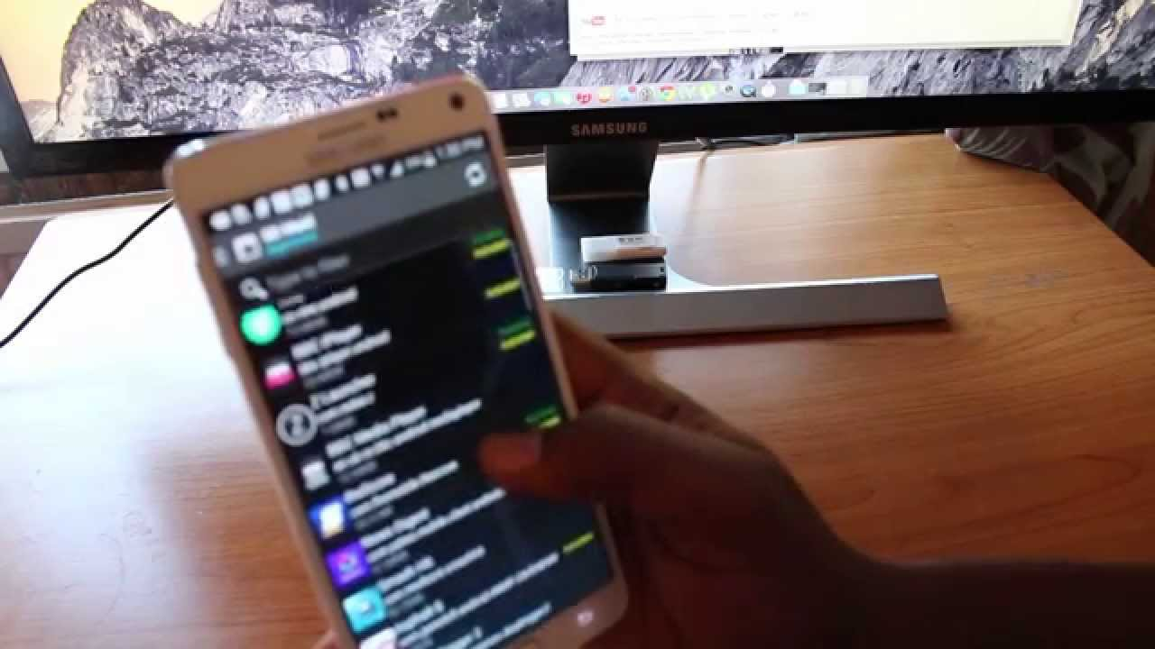 how to close apps on samsung 6