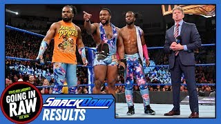 WWE Smackdown Review & Full Results | Kofi's New Gauntlet To Mania | Going In Raw