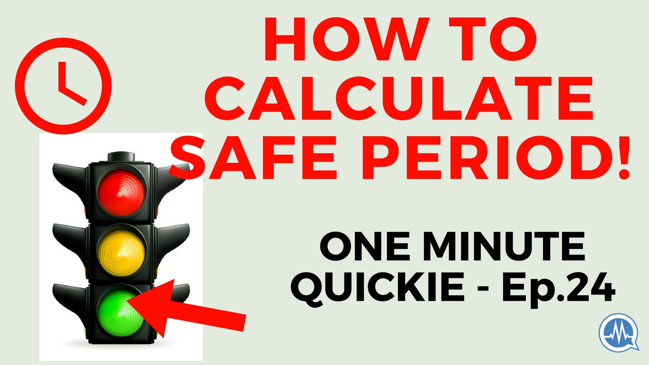 How to determine a safe day