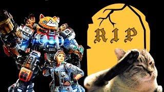 Titanfall Online ЗАКРЫВАЕТСЯ - Дорога к Titanfall 3