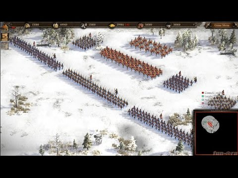 Cossacks 3 - Ahead of the Curve (Huge Gambles and Great Achievements)