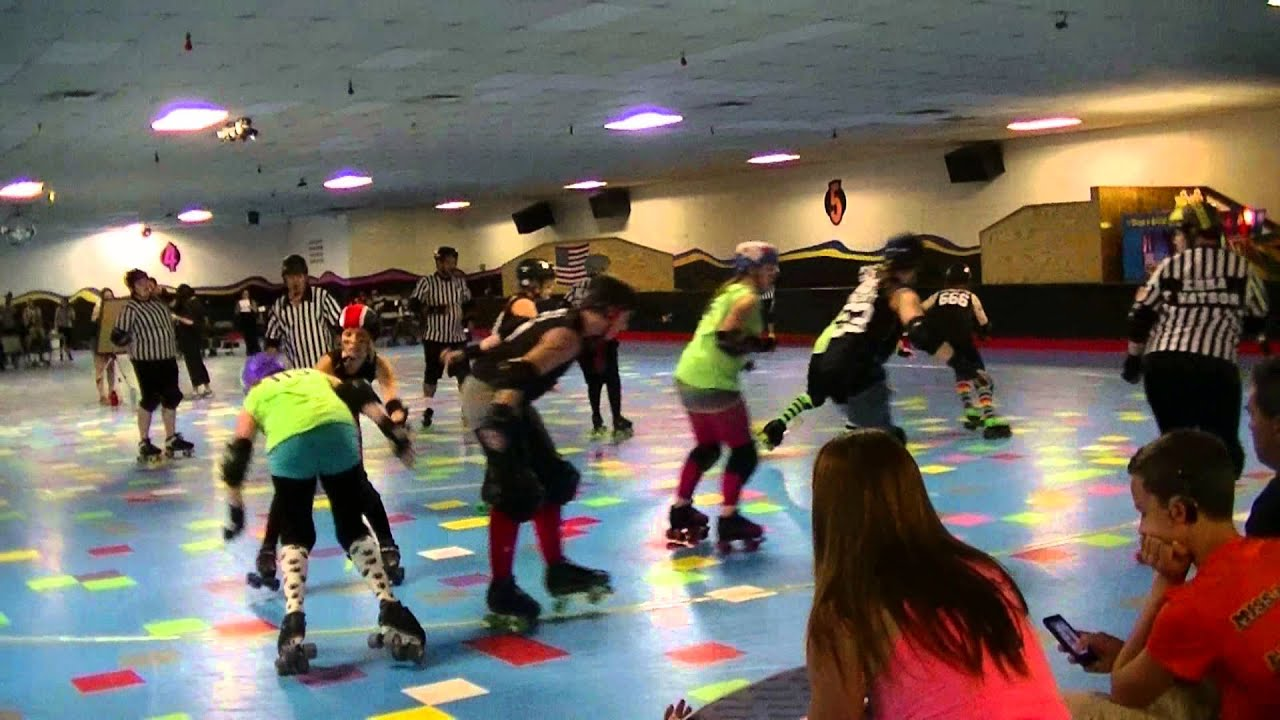 Roller skates kansas city - Kansas City Jr Roller Warriors Vs Quad Cities