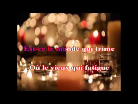 VIANNEY -  L'HOMME ET L'AME - KARAOKE VOIX