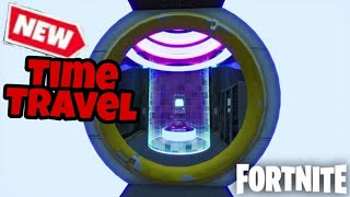 TIME TRAVEL ESCAPE ROOMS| Fortnite Creative Island (with code)