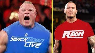 10 WWE Draft Picks Rumored for 2018 Superstar Shake Up
