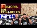 🌎 A História dos controles de vídeo game - PARTE 2