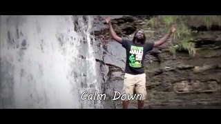 Calm Down (Official Lyric Video) - J.R. Blessington
