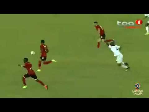Mozambique 2-0 Angola (25-03-2017)