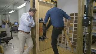 Putting Door Locks to the Test (Teaser) | Consumer Reports