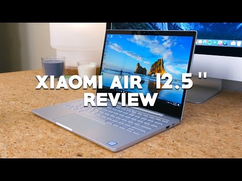 Xiaomi Air 12 Laptop Review