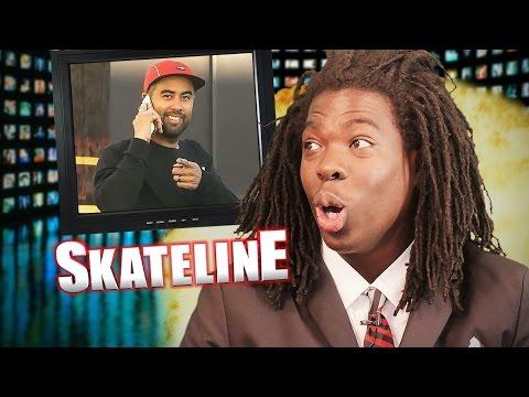 SKATELINE - Tyler Bledsoe, Louie Lopez, Steven Fernandez, Numbers, Antonio Durao & More