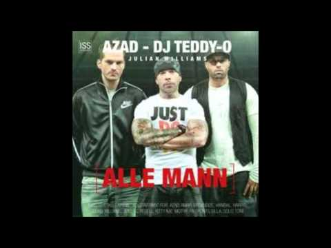 Azad feat. DJ Teddy-O & Julian Williams - EM Song 2012 Alle Mann