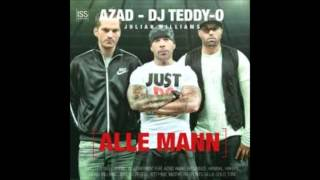 Download Azad feat. DJ Teddy-O & Julian Williams - EM Song 2012 Alle Mann MP3 song and Music Video