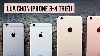 Iphone Nào Giá 3 4 Triệu, Xài Không Lo Lỗi Thời?