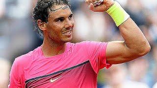 Rafael Nadal -  Don't forget ᴴᴰ (Tribute)