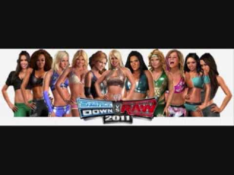 Wwe Smackdown Vs Raw 2011 Divas Youtube