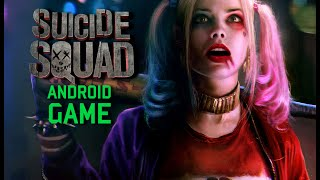 SUICIDE SQUAD: SPECIAL OPS - ANDROID GAME
