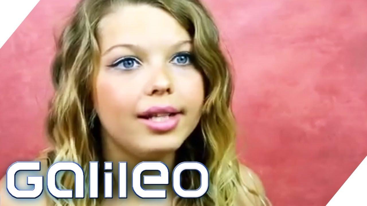 Das Jüngste Transgender Model Der Welt Galileo Prosieben Youtube