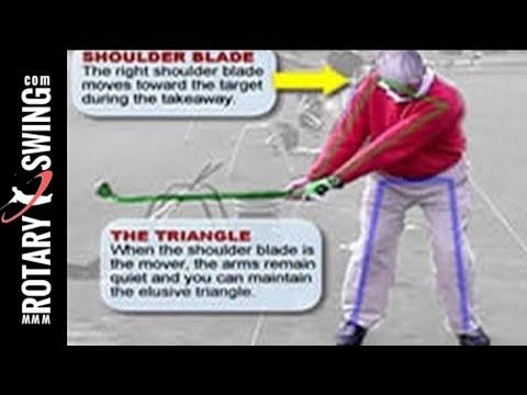 Golf Swing Takeaway   The SECRET 2 Inch Movement