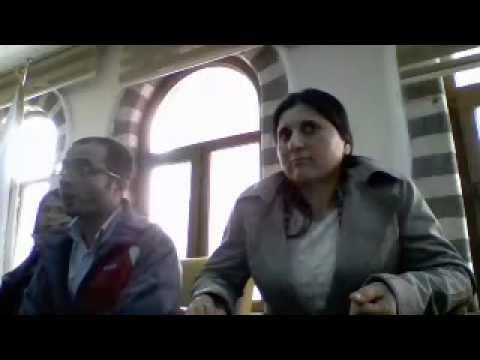 NEWROZ 2015 - 19/03/15 Incontro con Asia Abdullah - Co-presi