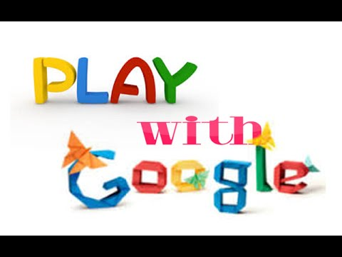 Play With Google!