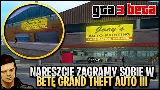 Ta gra na początku wyglądała zupełnie inaczej - GTA 3 BETA