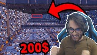 فورت نايت : الماب هذا عبارة عن .. ياالييل ماافي فاايده🤦♂️💔 خلص الماب ولك 200 دولااار💰!! | Fortnite