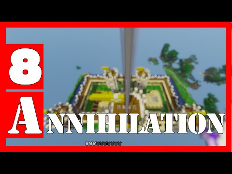 Minecraft - Annihilation #8 Maximální Beacon level a Sesek je rebel [PlanB]