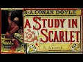 A Study In Scarlet Audiobook by A. Conan Doyle | Audiobooks Youtube Free