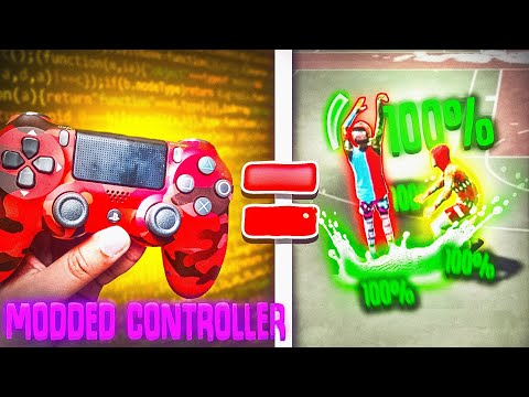 I Made A Green Light Controller In NBA 2k20! SECRET BEST JUMPSHOT! BADGE GLITCH VC GLITCH REP METHOD