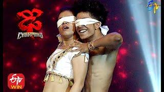 Jatin Performance   Dhee Champions   4th November 2020   ETV Telugu